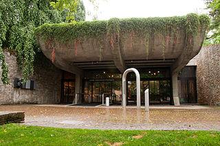 museum in La Chaux-de-Fonds (Switzerland)