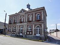 La Ferté-Chevresis (Aisne) mairie.JPG