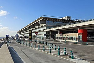 La Palma Airport - Image: La Palma Airport R01