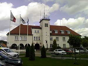 Łabiszyn - Town hall