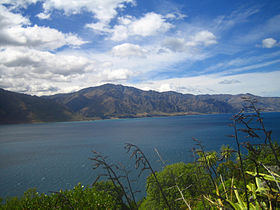 Image illustrative de l'article Lac Hawea