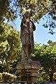 Lady at the fountain at San Anton Palace.jpg