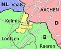 Lage der Gemeinde Kelmis im Dreiländereck B-D-NL.jpg