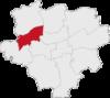 Lage des Dortmunder Stadtbezirks Huckarde.png