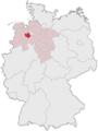 Lage des Landkreises Oldenburg in Deutschland.PNG