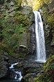 Lagodekhi reserve, Gurgenianis waterfall.jpg