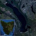 Lake St Clair (Tasmania).JPG