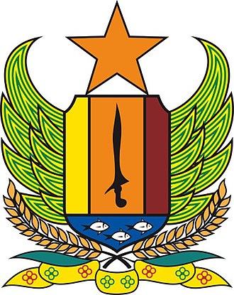 Pekalongan Regency - Image: Lambang Kabupaten Pekalongan