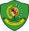 Official seal of South Tapanuli Regency