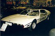 1967 Lamborghini Marzal.