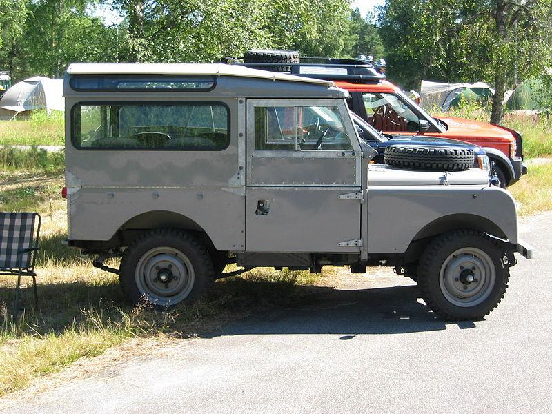 File:Land Rover Series I HT side.jpg