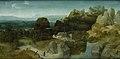Landschap met de verzoeking van de heilige Antonius de Heremiet Rijksmuseum SK-A-3336.jpeg