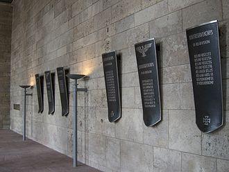 Olympiastadion (Berlin) - The Langemarck-Halle