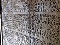 Langemark German Cemetery memorial.jpg