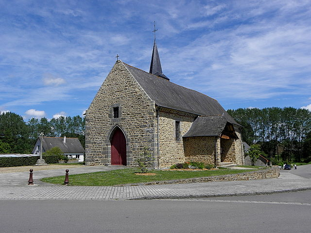 photo de eglise Saint Armel
