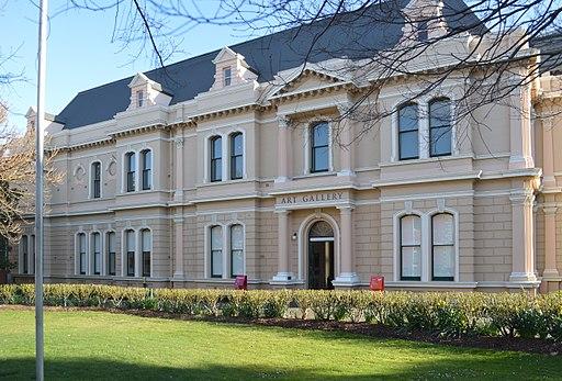 Launceston Queen Victoria Museum & Art Gallery 001