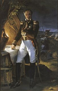 Laurent de Gouvion Saint-Cyr Marshal of France