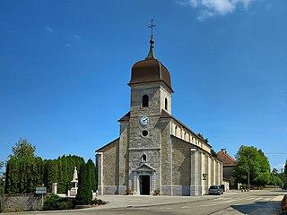 Laviron Commune in Bourgogne-Franche-Comté, France