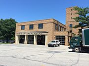 Lawrence Fire Station No. 1