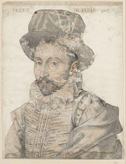 Lorenzo Suárez de Figueroa y Córdoba Spanish diplomat and military personnel (1559-1607)