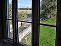 Le vivier vu depuis la chapelle de l'ancien prieuré Saint-Thibault de Juvigny-sur-Orne.jpg
