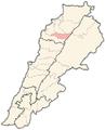 Lebanon districts Bsharri.png