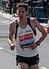Lee Merrien, competing at the 2012 London Marathon