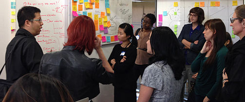 Legal design jam at Stanford October 2013 01.jpg