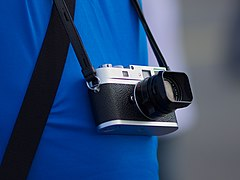 Leica M9-P on a neck.jpg