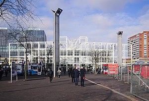 Leiden Centraal railway station - Leiden Centraal railway station