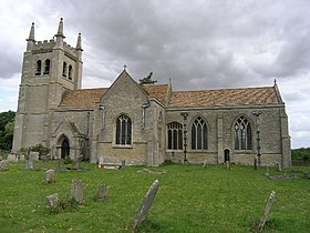 Leighton Bromswold (Hunts) St Mary's Church - geograph.org.uk - 68974.jpg