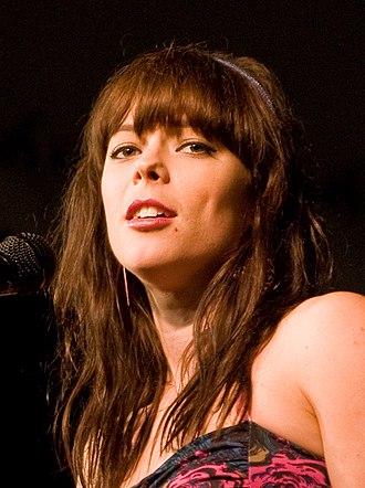 Lenka - Lenka performing at Bumbershoot festival in Seattle, 2009