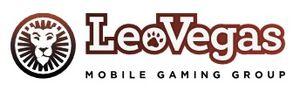 LeoVegas - Image: Leo Vegas Logo