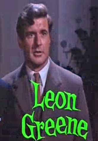 Leon Greene - Greene in The Devil Rides Out (1968)