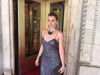 Olga Lezhneva Ukrainian actress