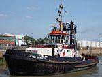Lieven Gevaert (tugboat, 1995) - IMO 9120140, Leopoldlock, Port of Antwerp, pic2.JPG
