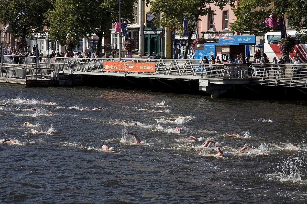 The Liffey Swim Wikipedia
