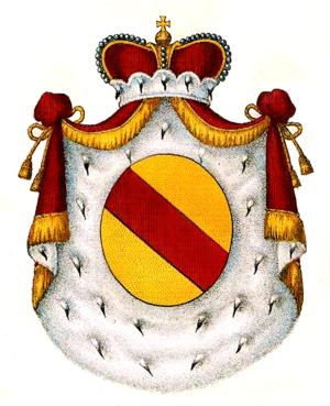 Prince of Ligne - Image: Ligne Fuersten Wappen
