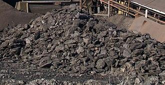 Lignite - Image: Lignite coal