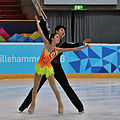 Lillehammer 2016 - Figure Skating Pairs Short Program - Yumeng Gao and Sowen Li 4.jpg