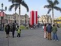 Lima Plaza de Armas - Independence Day - Lima, Peru (4869747727).jpg