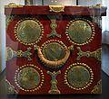 Limoges, cassone araldico di riccardo di cornovaglia, 1258 ca. 07.jpg