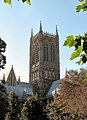 Lincoln Cathedral, Central Tower.jpg