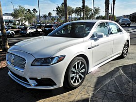 Lincoln Continental - Wikipedia