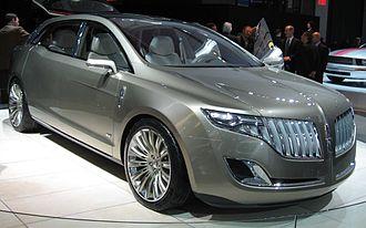 Lincoln MKT - Lincoln MKT concept