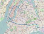 Linea JFK Express metropolitana di New York.png