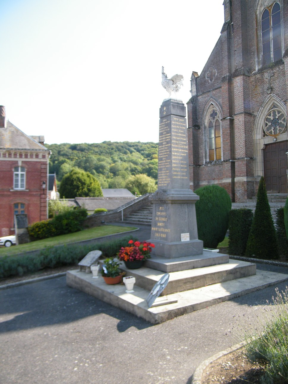 Liomer, Somme, France