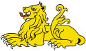 Lion Couchant.svg