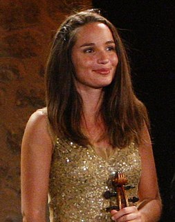 Lise Berthaud French violist