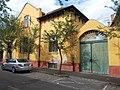 Listed Art Nouveau house. - 8 László Károly Street, Erzsébetváros, Kecskemét 2016 Hungary.jpg